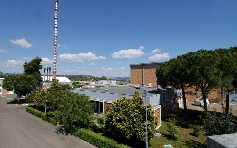 Impianto ITREC di Rotondella - Esterno