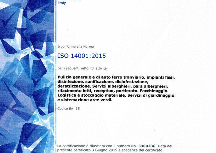 ISO 14001 fino a 2022.06.02